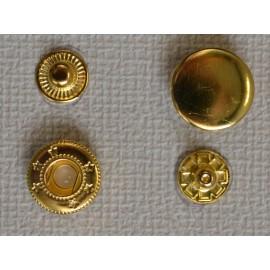 Кнопка метал 15 мм (1000 штук)