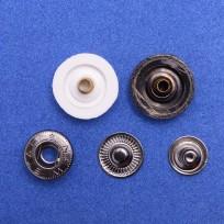 Кнопка пластиковая 17 мм турецкая (720 штук)
