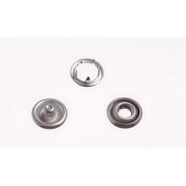 Кнопка трикотажная беби кольцо 9,5 мм китай (2000 штук)