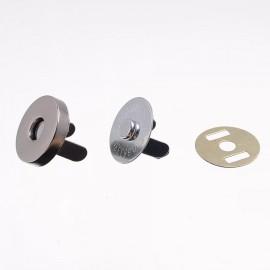 Кнопка магнит 15 мм  (200 штук)