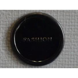 Кнопка декоративная 25 мм №19 блек никель (1000 штук)