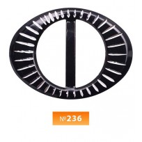 Пряжка метал №236 (100 штук)