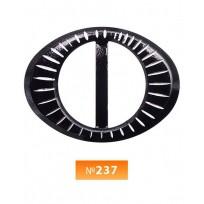 Пряжка метал №237 (100 штук)