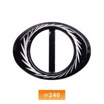 Пряжка метал №240 (100 штук)