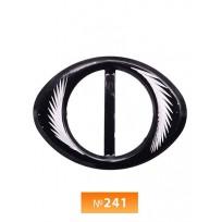 Пряжка метал №241 (100 штук)