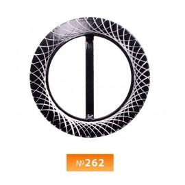 Пряжка метал №262 (100 штук)
