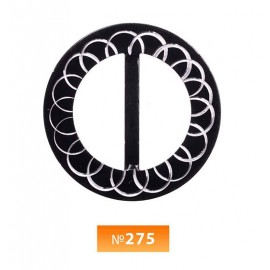 Пряжка метал №275 (100 штук)