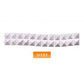 Украшение пластиковое №151 (9 метров)