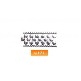 Украшение пластиковое №177 (9 метров)