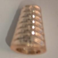 Колокольчик под металл золото №8880 (1000 штук)