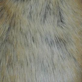 Мех искусственный Лиса светлая (метр )