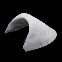 Плечевые накладки (подплечники) обтянутые прямые 6026 20мм (пары)