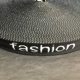 Тесьма с логотипом Fashion 20мм (50 метров)
