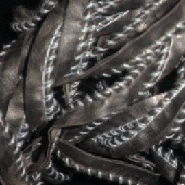 Кант матовый кожезаменитель обшый ниткой (30 метров)