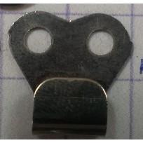 Крючок на два холитена штамповка (1000 штук)