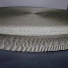 Тесьма ременная ТР 2,5см хаки (50 метров)