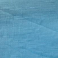Ткань лен бирюза (метр )