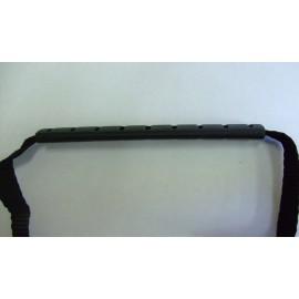 Ручка для сумок трубка с лентой узкая  11,3х11,9х0,5см (100 штук)