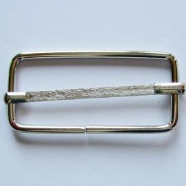 Перетяжка металлическая 4смх1,4см (100 штук)