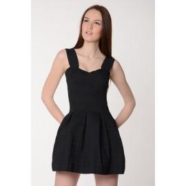 Платье женское Грация черный PG005 (Штука)