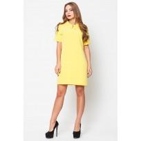 Платье женское Алиса желтое PA024 (Штука)