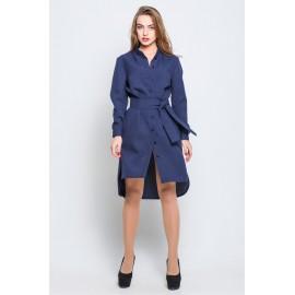 Платье женское Евгения синий PE372 (Штука)