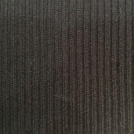 Довяз резинка 2 нитки 53см черный (Килограмм)