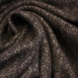 Ткань трикотаж ангора софт шоколад (метр )