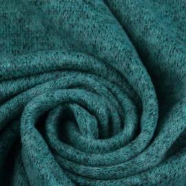 Ткань трикотаж ангора софт морская волна (метр )