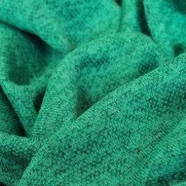 Ткань трикотаж ангора софт бирюза (метр )