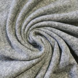 Ткань трикотаж ангора софт серый светлый (метр )