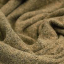 Ткань трикотаж ангора софт горчица (метр )