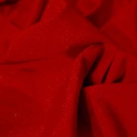 Ткань бифлекс красный (метр )