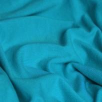 Ткань трикотаж вискоза бирюзовый (метр )