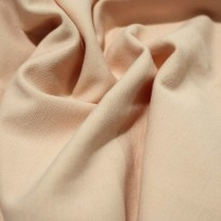 Ткань трикотаж джерси персиковый (метр )