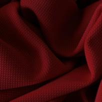 Ткань трикотаж кукуруза бордовый (метр )