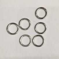 Кольцо сарафанное металическое литое 10мм (1000 штук)
